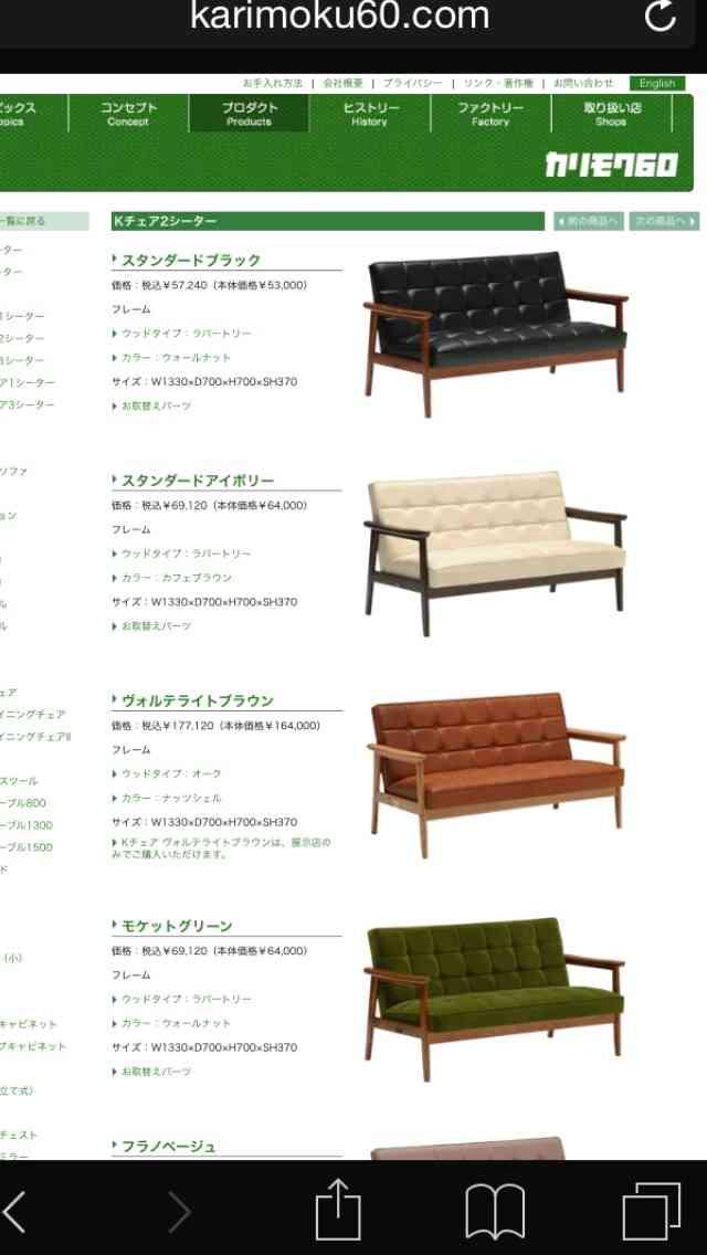 皆さん家具はどこで買いましたか?