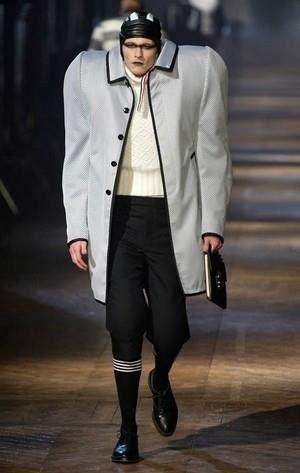がたい良い人のファッション