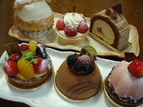 好きなケーキ屋さんはありますか?