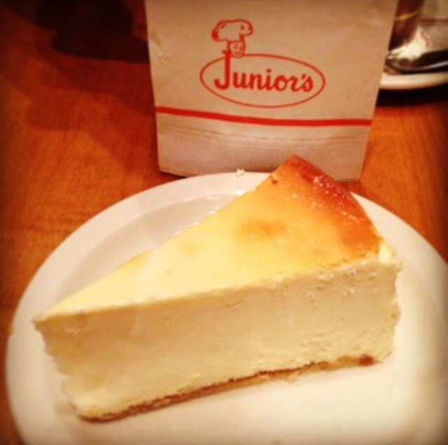 世界一おいしいチーズケーキ