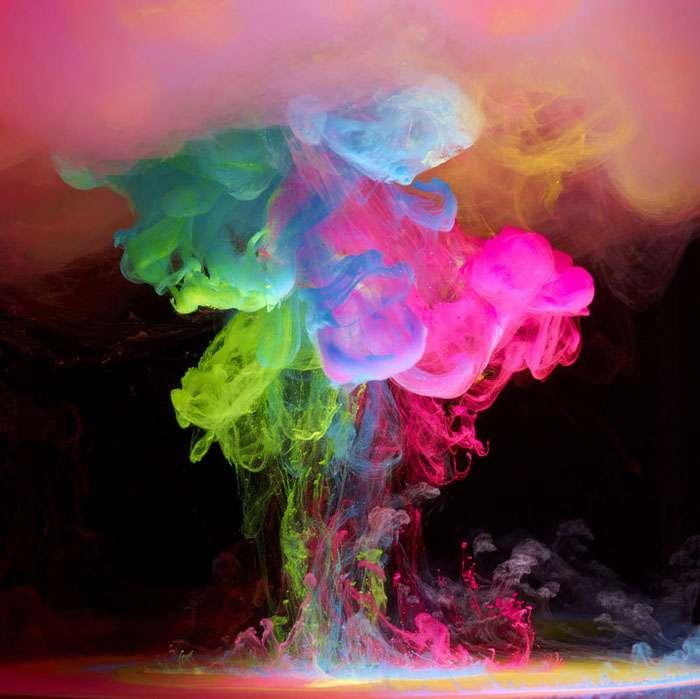 美しい色の液体の画像を下さい!