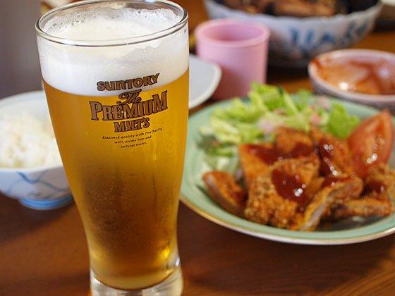 ビールが好きだ!