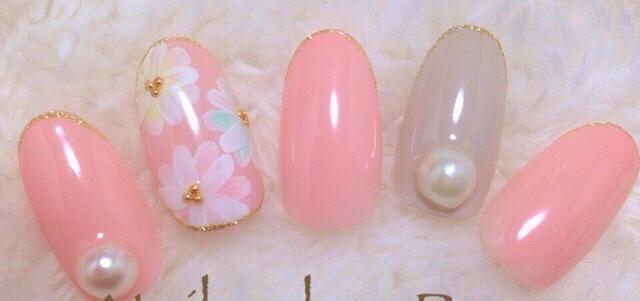 春ネイル 2015☆