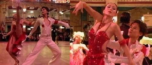 芸能人社交ダンス企画が好きな人集合