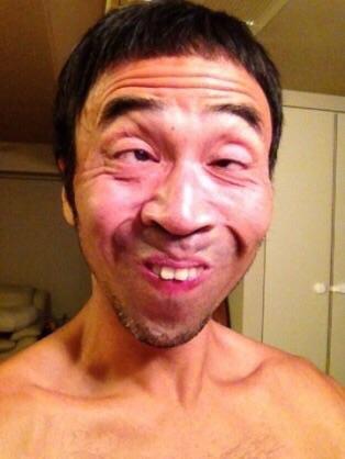 こんな顔するとは…蛯原友里の公開した「変顔写真」に反響