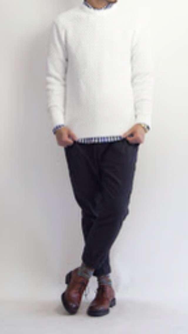 タイプな男性のファッション
