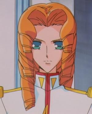 特徴的な髪型のアニメキャラ
