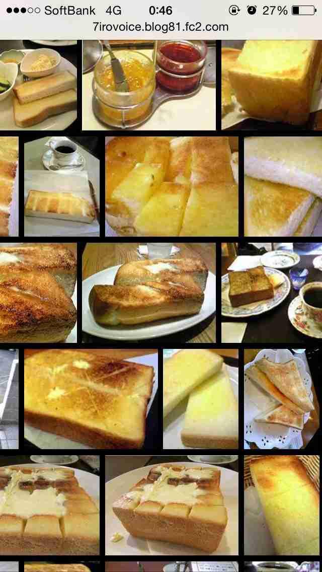 好きなパン料理は何ですか?