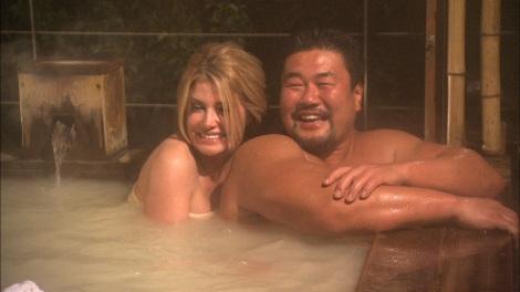 川崎麻世、別居中のカイヤと家族デート!道行く人がビックリ