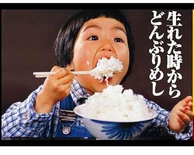 白飯が好きだ!