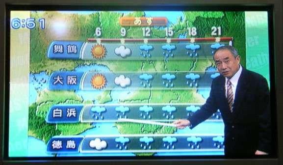 関西の名物お天気おじさん今出東二氏、勇退「体力なくなった」…71年からラジオ、テレビで活躍