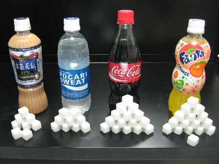 1日の糖類は小さじ6杯分まで WHOが新指針