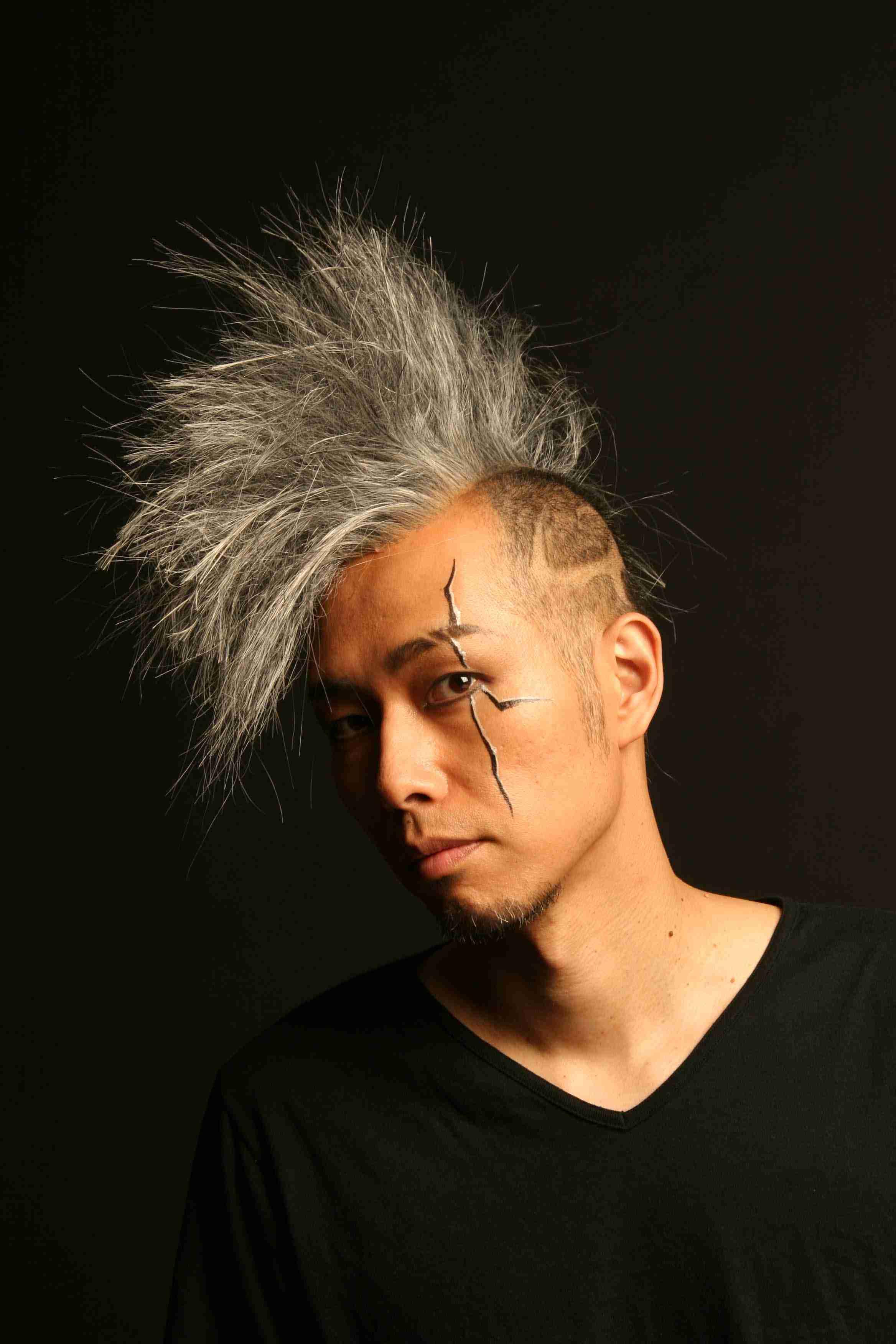 G,DRAGON. 奇抜な髪型の芸能人の画像トピ