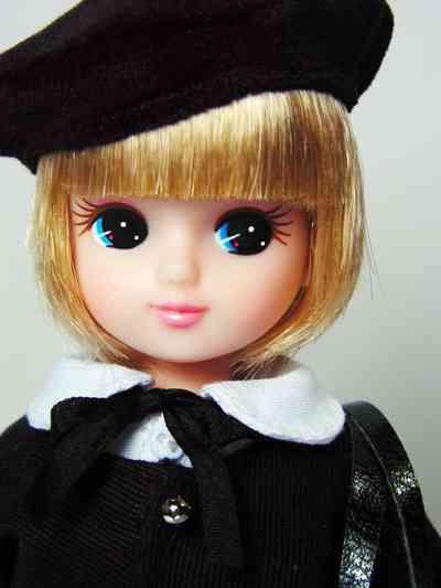 リカちゃん人形の可愛い画像
