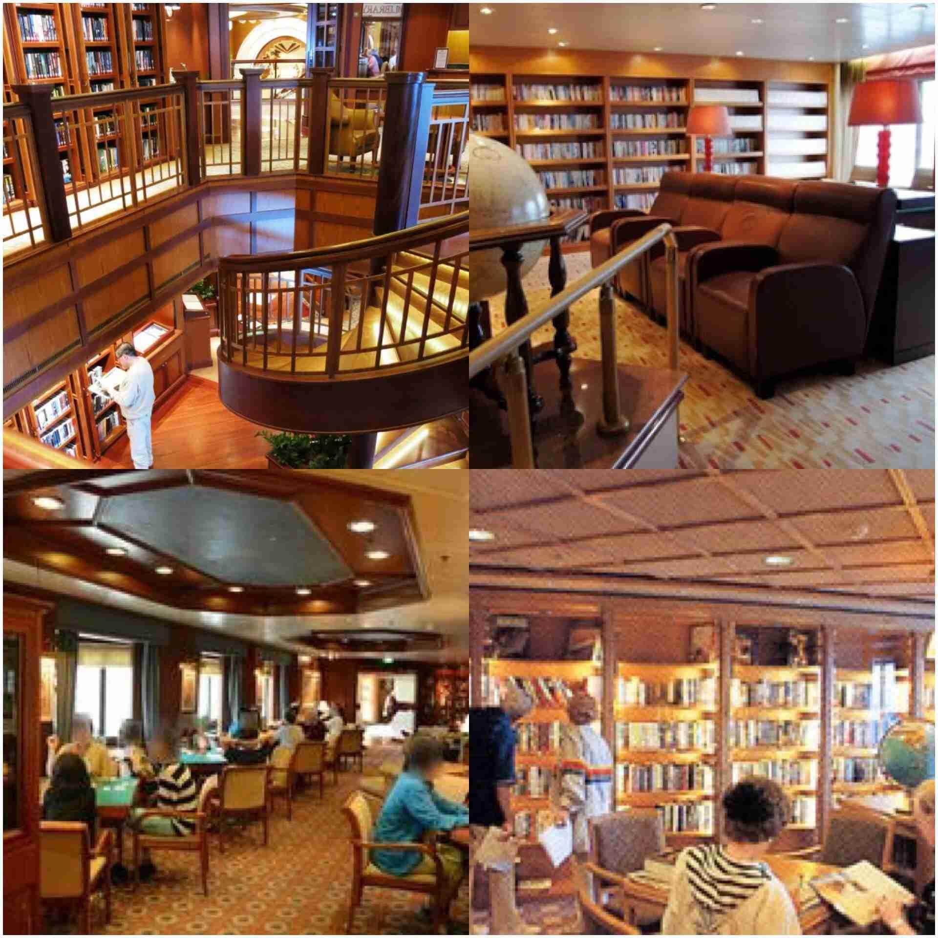 図書館を利用している方。