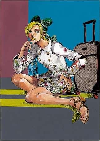 ファッションが凝っている漫画