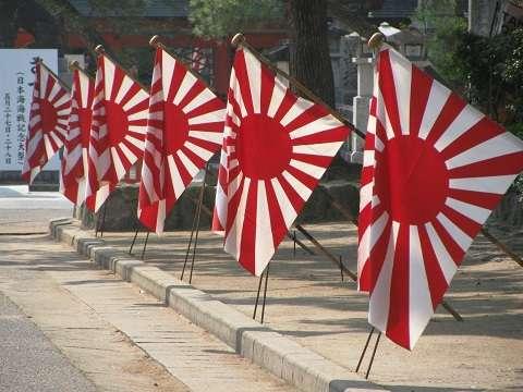 祝日に、国旗を揚げますか?