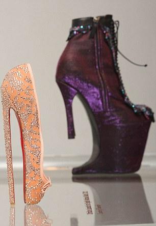 美しい靴の画像ください