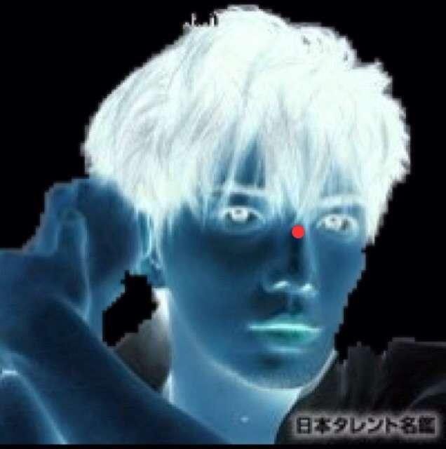 30秒見つめると山田孝之が目の前に浮かび上がる画像が話題に!