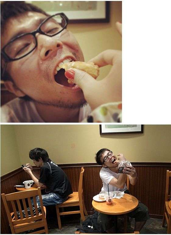 何度見ても笑えるor思い出し笑いしちゃう程の画像