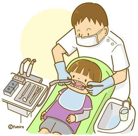 歯医者がこわい!!