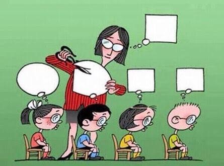 教育の風刺