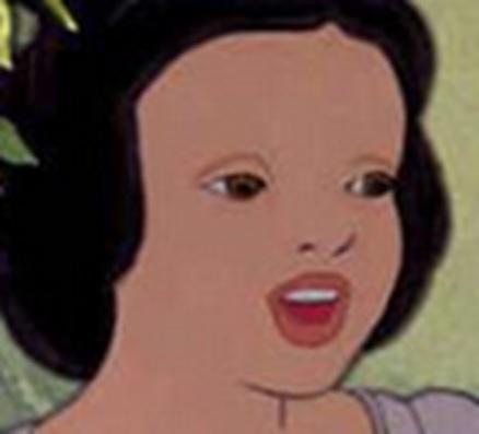 ディズニー プリンセス すっぴん