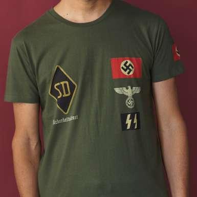 \u201cしまむら\u201d の『ナチスのシンボル付きタンクトップ』はアリ?ナシ