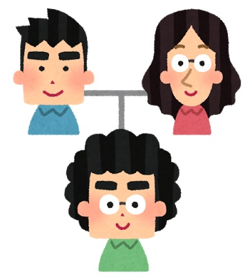 子供の顔が自分にそっくりな方いますか?