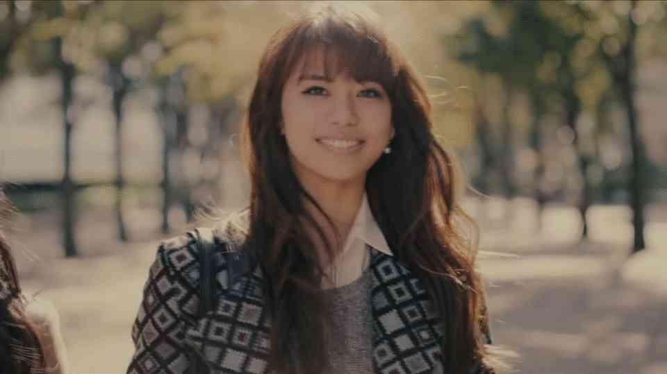 可愛い笑顔の佐藤晴美