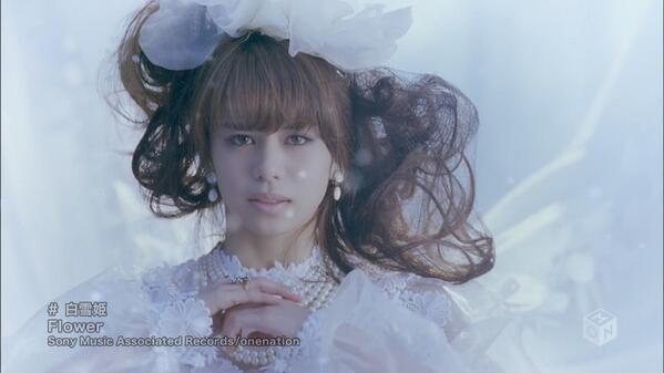佐藤晴美さんの白雪姫