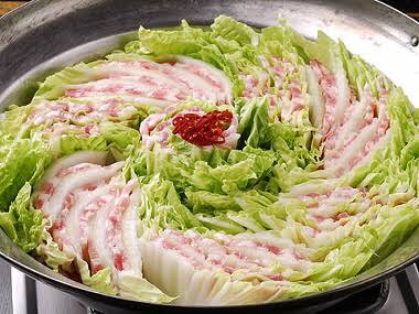 好きな野菜を、ベストの料理と一緒に紹介して