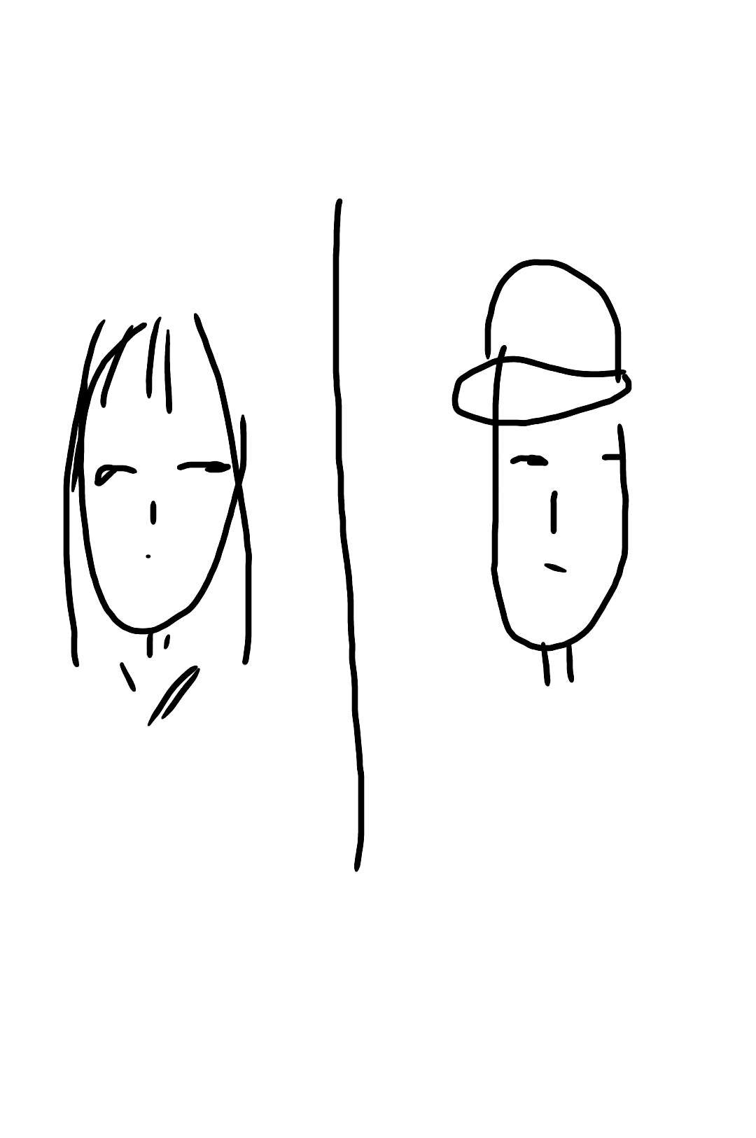 ガルちゃんでよく見る画像を記憶だけを頼りに描くトピ