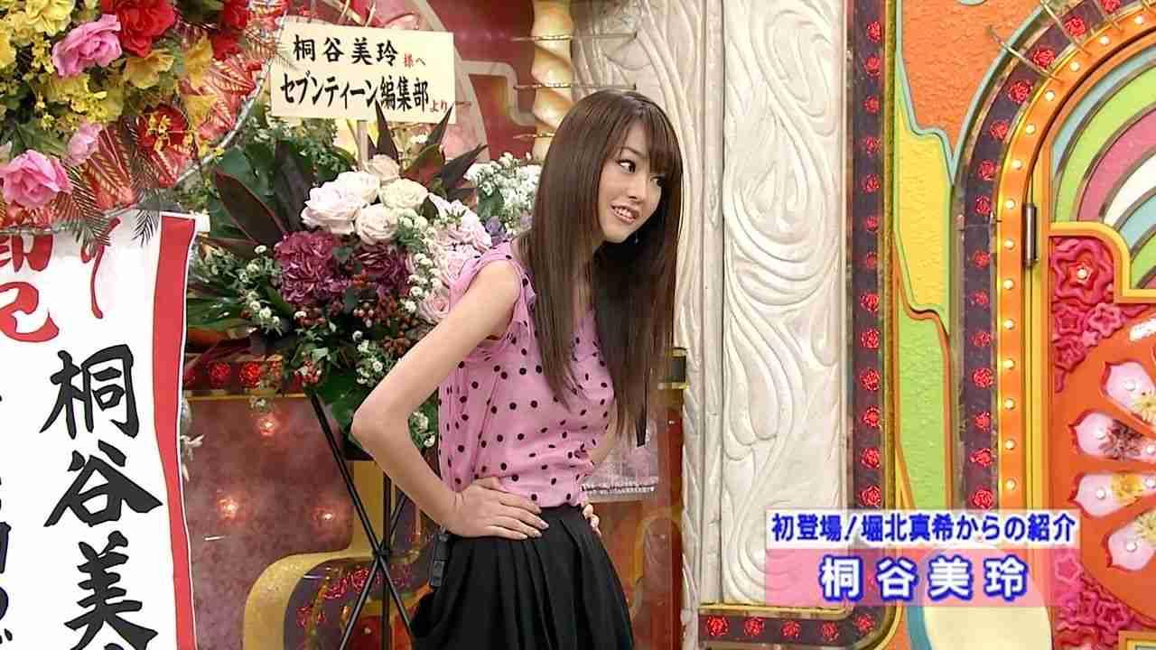 いいともに出演する桐谷美玲