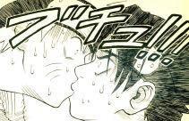 漫画やアニメで好きなキスシーン