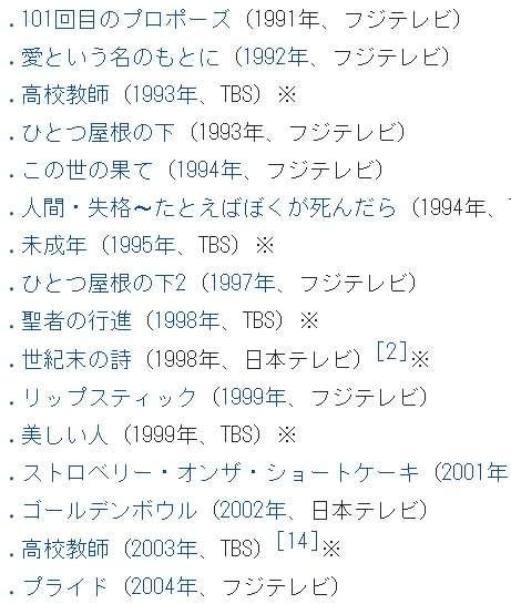フジテレビ、日曜21時台にドラマ枠復活? 野島伸司氏の脚本で調整中か