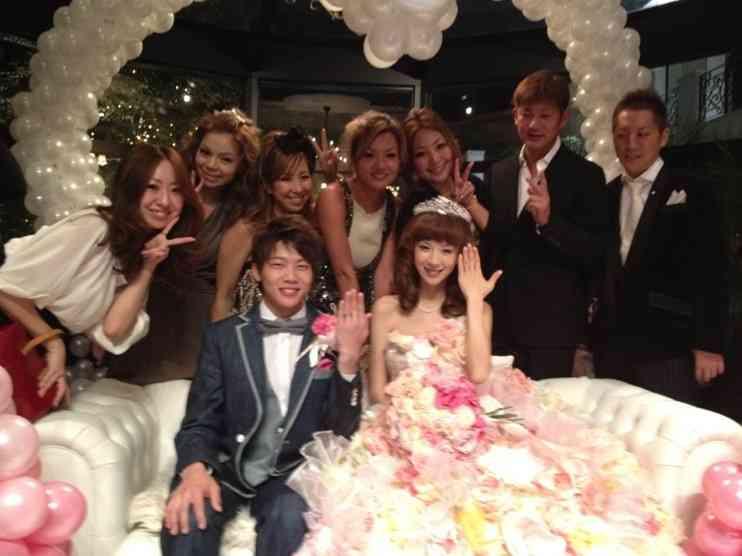 【画像】有名人の結婚式の画像トピ