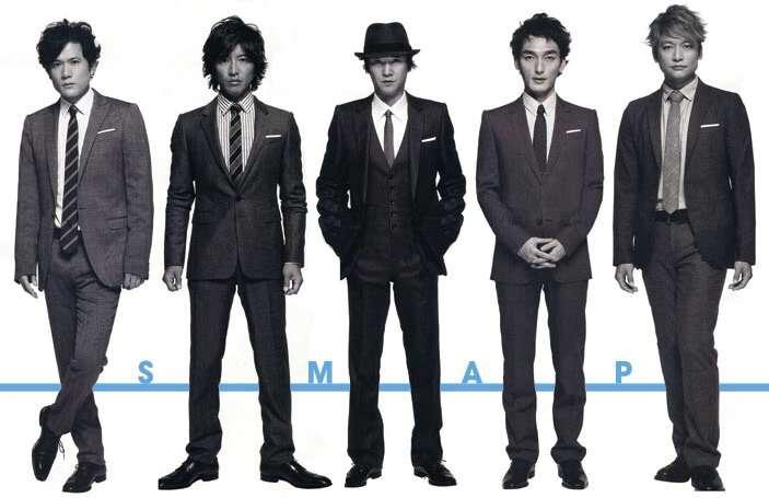 SMAP生出演でメッセージも、メンバー全員表情硬く…