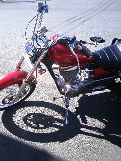 バイク乗り女子集合!