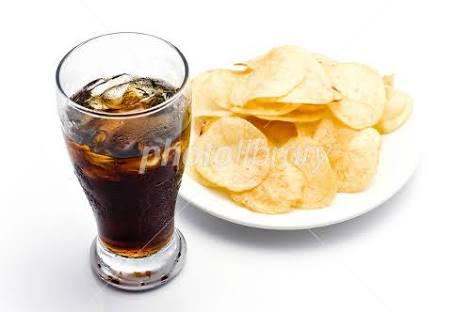 体に悪そうな食べ物の画像を貼るトピ