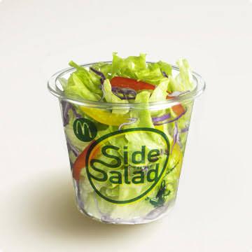 マクドナルドのサラダはビッグマックよりも高カロリー・高塩分・高脂肪で健康志向とは相容れないと判明