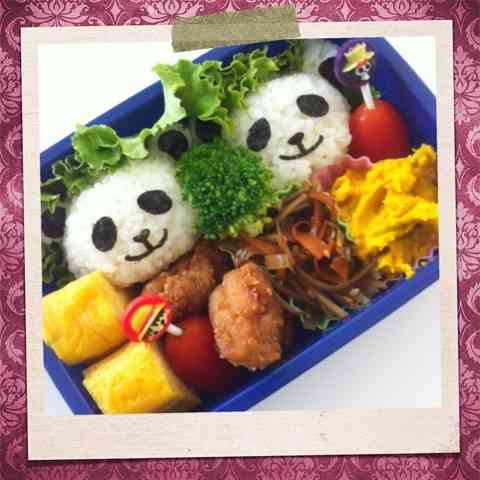 お弁当の画像もしくはお弁当にちょうどいいおかずの画像が集まるトピ