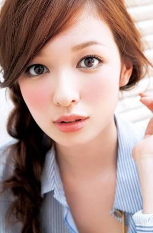 好きな女優メイクの画像を貼るトピック