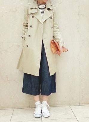 【Girls Channel 4月号】春コーデ特集