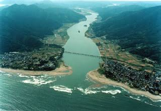 家から一番近い川