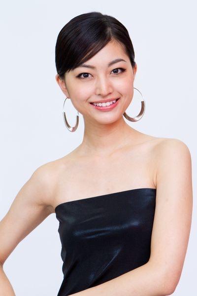 ミス・ユニバース日本代表に滋賀代表の中沢沙理さん +78  ミス・ユニバース日本代表に滋賀代表の