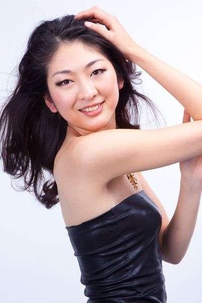 ミス・ユニバース日本代表に滋賀代表の中沢沙理さん +47  ミス・ユニバース日本代表に滋賀代表の