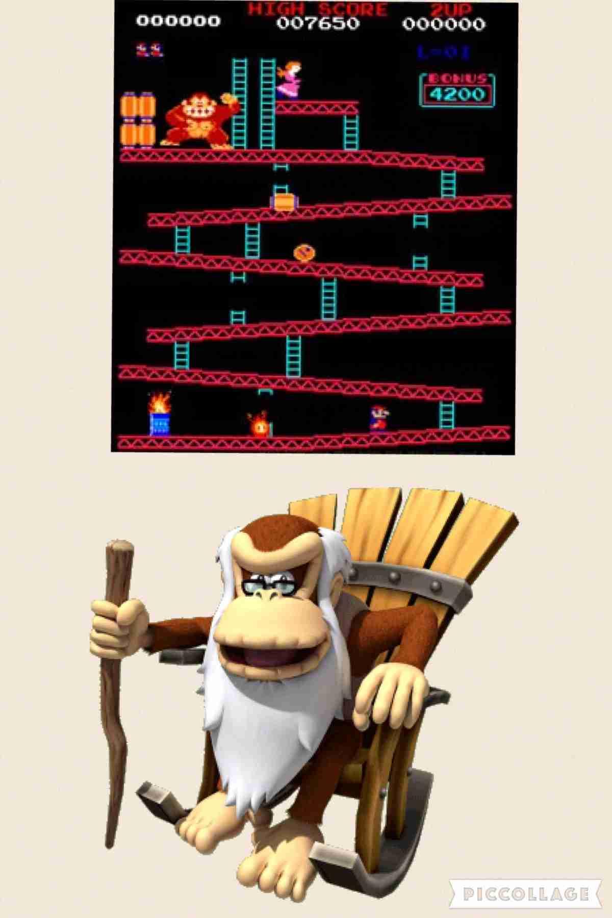 ドンキーコング (ゲームキャラクター・2代目)の画像 p1_33