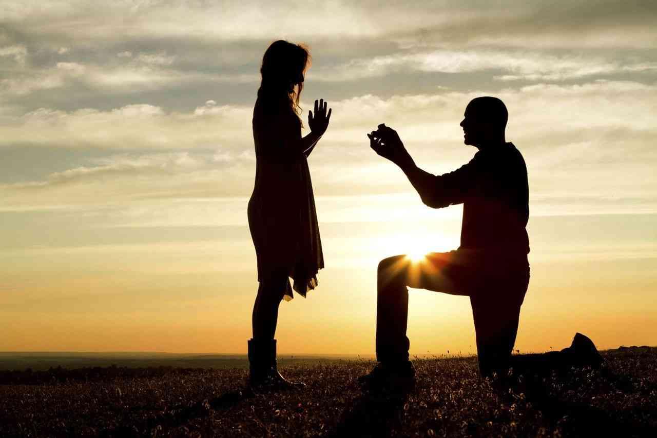 プロポーズ前に結婚について話していましたか?