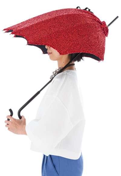 日傘いつからさしますか?